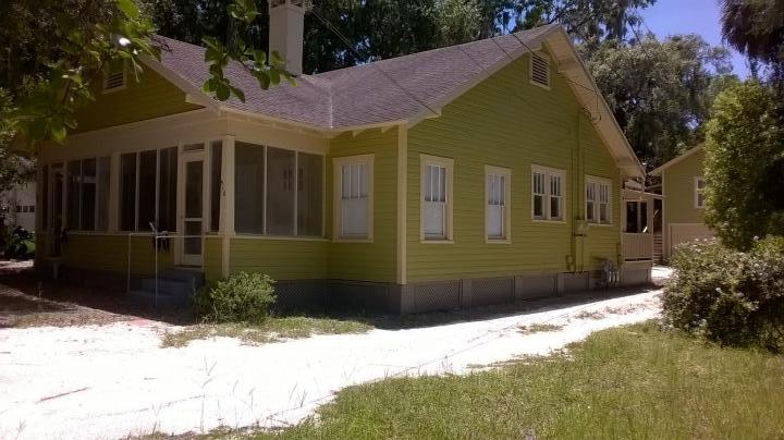 Exterior House Repainted
